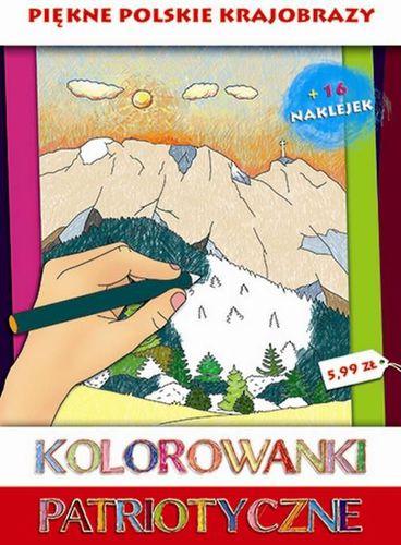 Sfinks Kolorowanki Patriotyczne Piękne polskie krajobrazy - 177135