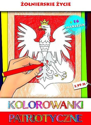 Sfinks Kolorowanki Patriotyczne. Żołnierskie życie - 177129