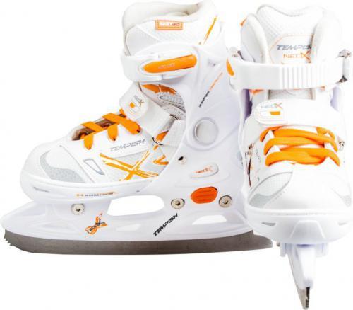 TEMPISH Łyżwy regulowane Neo-X Ice Lady biało-żółte r. L (13000008263-L)