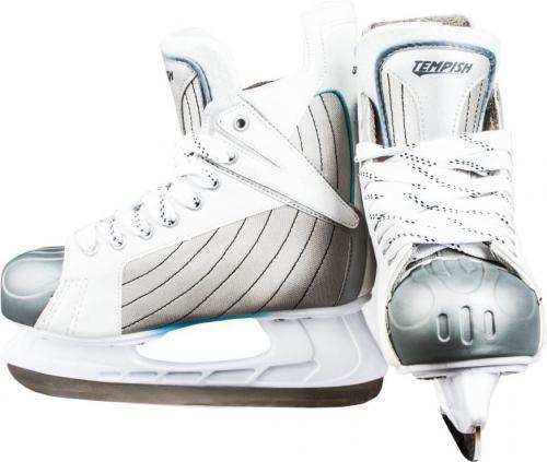 TEMPISH Łyżwy hokejowe Vancouver Lady srebrno-białe r. 36 (1300001703-36)