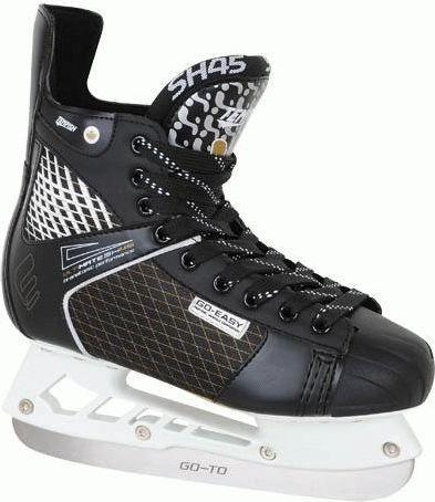 TEMPISH Łyżwy hokejowe Ultimate SH45 czarne r. 41 (1300000100-41)