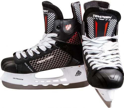 TEMPISH Łyżwy hokejowe Ultimate SH40 Black r. 43 (130000010243)