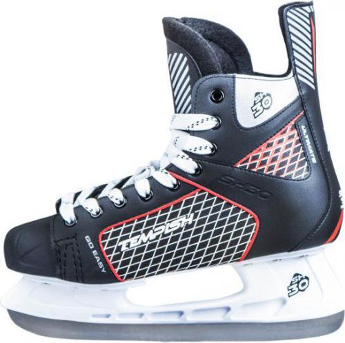 TEMPISH Łyżwy hokejowe Ultimate SH30 czarne r. 40 (13000001030-40)