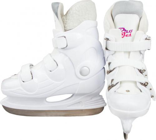 TEMPISH Łyżwy hokejowe Pro Jet Lady białe r. 40 (1300001705-40)