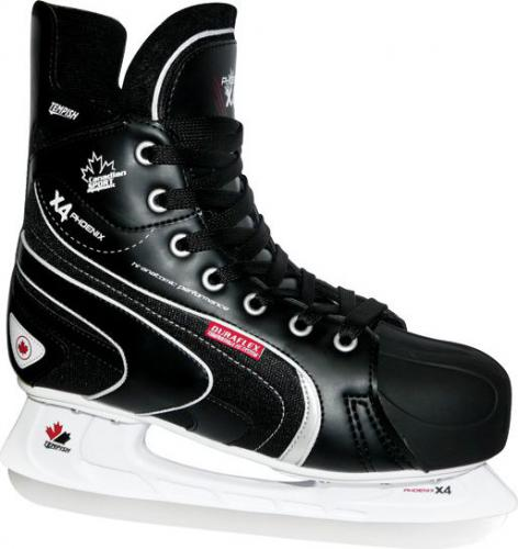 TEMPISH Łyżwy hokejowe Phoenix X4 czerwone r. 40 (1300000200-RED40)