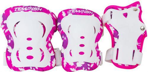 TEMPISH Ochraniacze 3-częściowe FID kids różowy S