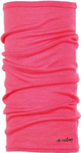 Viking Chusta wielofunkcyjna damska Merino Regular różowa (4604332)