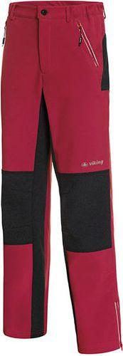 Viking Spodnie męskie Summit warm czerwone r. L (9001843L)