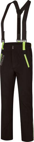 Viking Spodnie męskie John czarno-zielone r. S (8006412S)