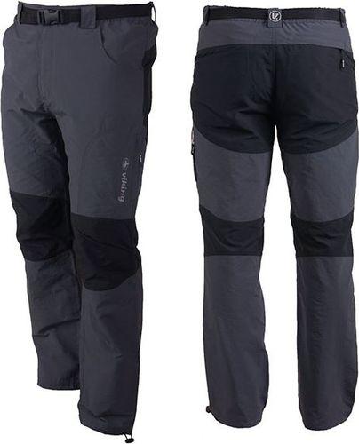Viking Spodnie Globtroter r.XXXL szaro-czarne (9007869)