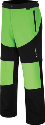 Viking Spodnie Colorado Man Zielono-czarny r. M  (9004102)