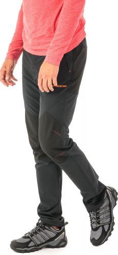 Viking Spodnie Alaska Man czarno-pomarańczowe r. L (9001612L)