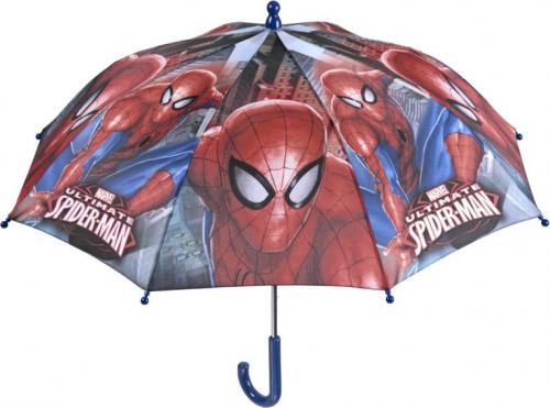 Perletti Parasol manualny Spiderman