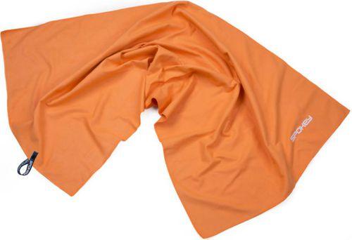 Spokey Ręcznik szybkoschnący Sirocco M pomarańczowy 40x80cm (839557)