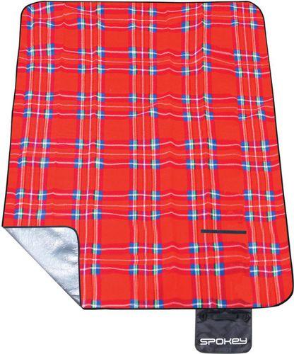Spokey Koc piknikowy Picnic Tartan 150x180cm Spokey  roz. uniw (85043)
