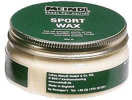 MEINDL Wosk do butów z gładkiej skóry Sport Wax Meindl  roz. uniw (9770)
