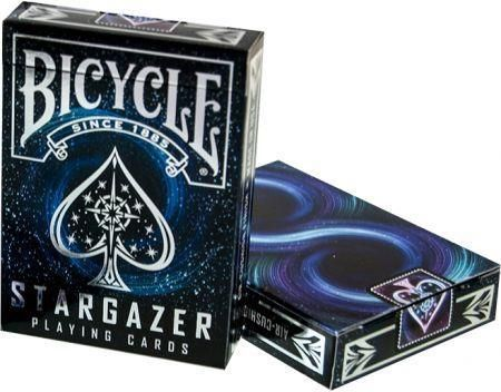 United States Playing Card Co. Karty Stargazer BICYCLE - 240257