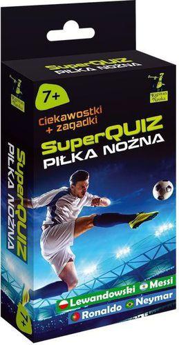 Kapitan Nauka SuperQuiz Piłka nożna EDGARD - 201820