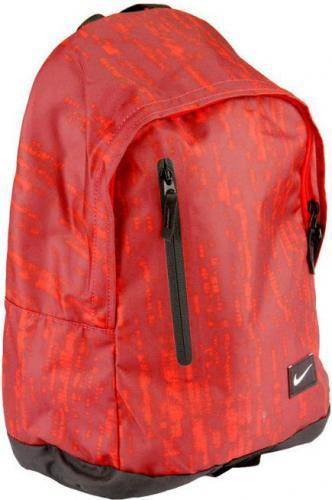 Nike BA4856-651 Plecak Czerwony (75896)