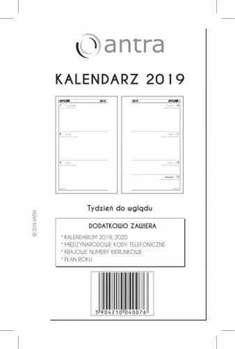Antra Wkład do kalendarza 2020 TDW