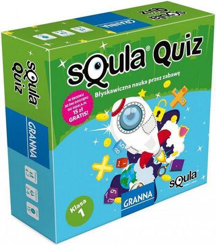Granna Gra Squla quiz klasa 1 - GXP-591873