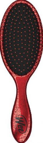 Wet Brush Szczotka do włosów HOLIDAY WATER DROP Czerwona ( BWP830REDD )