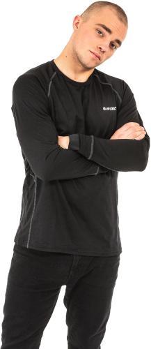 HI-TEC Bluza męska Torn Black r. L