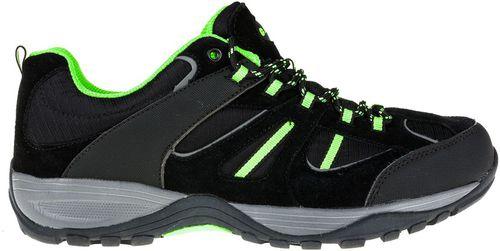 Hi-tec Buty męskie Sarapo Low Black/Lime Green r. 45