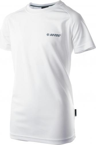MARTES Koszulka dziecięca Goggi JR biała r. 158 cm