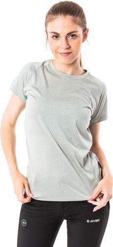 Hi-tec Koszulka LADY TABAH mirage grey r. S