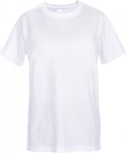 Hi-Tec Koszulka Plain Junior Boy biała r. 146