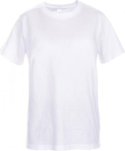 Hi-tec Koszulka dziecięca Plain Junior Boy biała r. 152