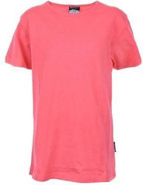 Hi-tec Koszulka juniorska Plain Junior Girl Watermelon Red Melange r. 128