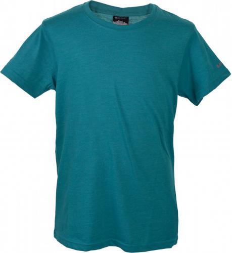 Hi-tec Koszulka dziecięca Puro Junior Boy Blue Melange r. 164