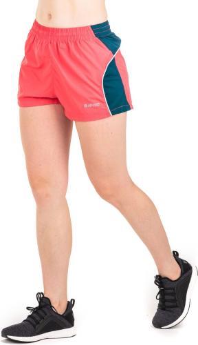 Hi-tec Szorty damskie Lady Emi Paradise Pink/Legion Blue/Aqua Splash r. S