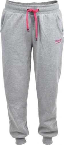 Hi-tec Spodnie LADY MAIA GREY MELANGE/ROSE XL