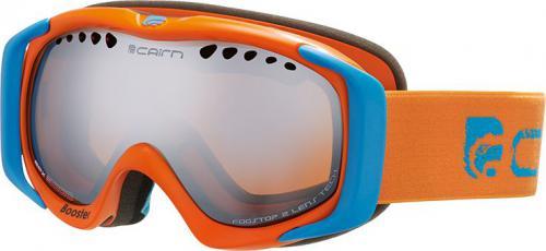 CAIRN Gogle narciarskie Booster pomarańczowe (0.58009.9.810)