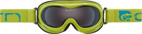 CAIRN Gogle narciarskie Bug S zielone (0.58024.3.408)