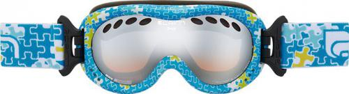 CAIRN Gogle narciarskie Drop niebieskie (0.58038.9.8507)