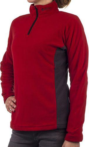 Hi-tec Damski Polar LADY FLINTA DK RED/DK GREY r. XL