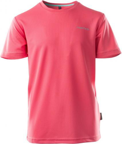 MARTES Koszulka dziecięca Solan JR koralowa r. 140