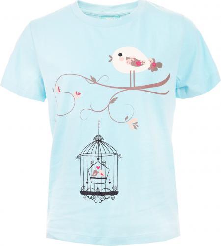 BEJO Koszulka BIRD KIDS PASTEL BLUE 110