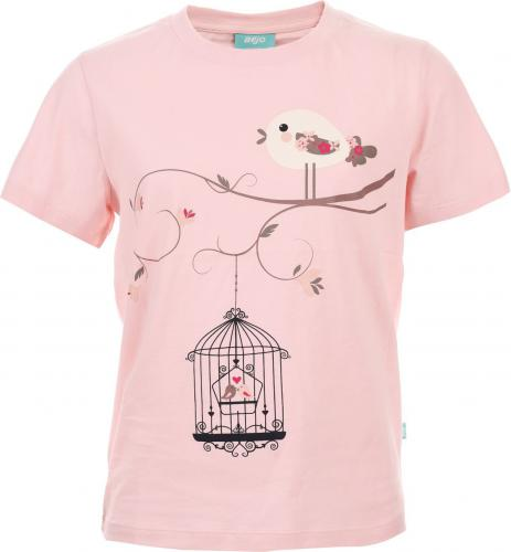BEJO Koszulka BIRD KIDS PASTEL PINK 134