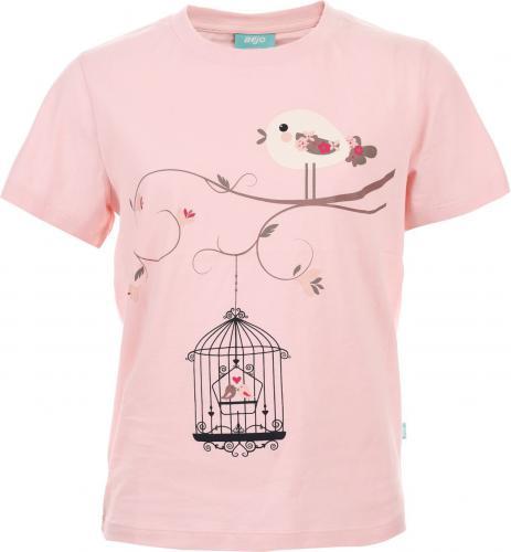 BEJO Koszulka BIRD KIDS PASTEL PINK 128