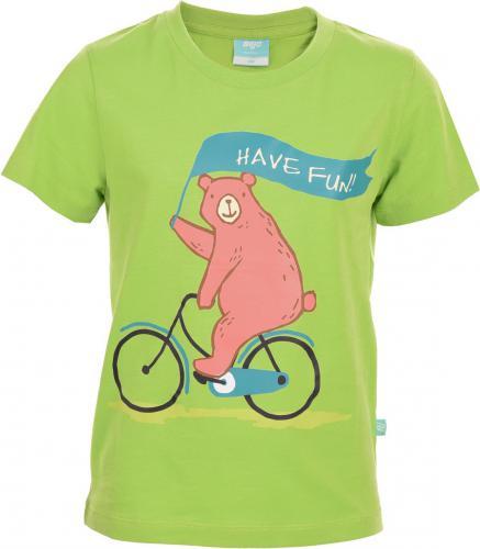 BEJO Koszulka BAAR KIDS GREEN 116