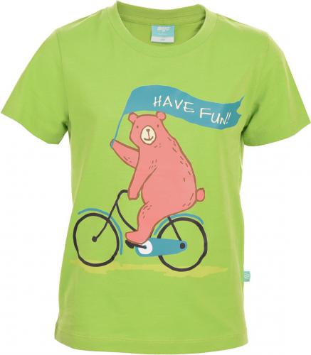 BEJO Koszulka BAAR KIDS GREEN 110