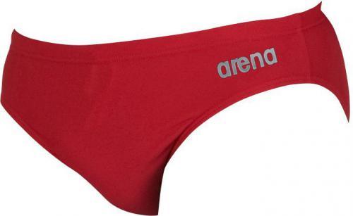Arena Kąpielówki męskie SAREDOS RED/METALLIC SILVER r. 5-85cm