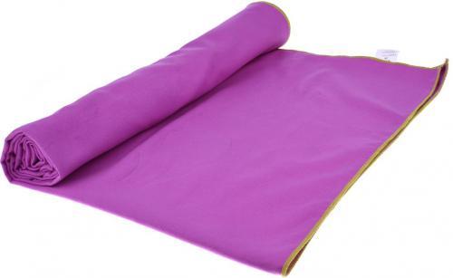AQUAWAVE Ręcznik Menomi fioletowy 80x130cm