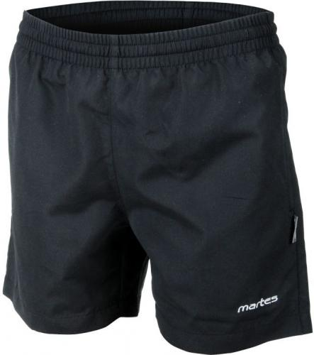 Martes Szorty juniorskie TENALI JR Black 140
