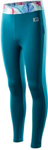 IQ Legginsy  juniorskie Mayo II Jrg Shaded Spruce r. 158